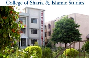 College of Sharia & Islamic Studies